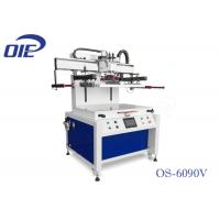Buy cheap Dual Axis Motor Driven UV Flatbed Printing Machine For Plastic Sheet from wholesalers