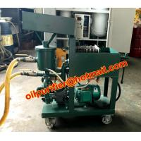 Cheap Portable Press Plate Oil Purifier for High Filtration Degree,waste oil filter machine, filtering equipment, manufacturer for sale