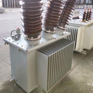 Cheap Customized Electrical Power Transformer , Encapsulated Transformer 50kVA 22kV for sale