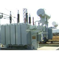 Cheap Longer Life Cycle 220 KV Power Transformer , Electric Oil Immersed Power Transformer for sale