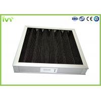 Cheap Odor Reduction HVAC Air Filters , Activated Carbon Filter For Air Purification for sale