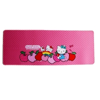 Cheap Printed Customized Rubber Hello Kitty Mouse Pad for sale