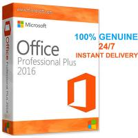 Quality Microsoft Office 2016 PRO plus 5user instant delivery! License key wholesale