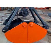 Cheap Bulk material sand and stone loading and unloading mechanical grab bucket for sale