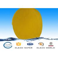 Cheap White / Yellow Powder Poly Aluminum Chloride Water Treatment PAC 0.6% Min Insoluble for sale