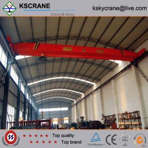 Cheap Small Overhead Crane 1ton 7.5-22.5m Span for sale