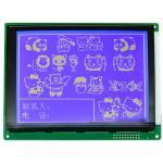 Dot Matrix Type Graphic LCD Module COB Bonding Mode For Communication Equipment