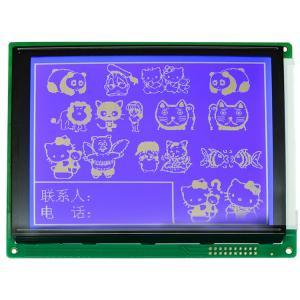 Cheap Dot Matrix Type Graphic LCD Module COB Bonding Mode For Communication Equipment for sale