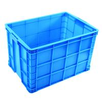 Cheap HDPE Plastic Turnover Box / circulating boxes for sale