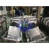 Cheap Aluminum Rotomoulding Moulds For Roto Molded Plastic Products High Precision for sale