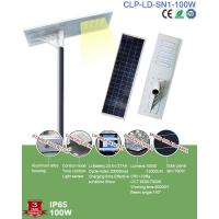 Buy cheap Intelligent Energy Saving High Power 100W LED Road Light with Wireless Control System from wholesalers