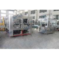 Cheap Electric 2 in 1 Can Filling Line for sale