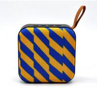 Cheap Fabric Square bluetooth speaker,  Portable Music  bluetooth speaker for Camping use for sale