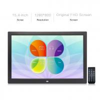 Cheap Led Screen Large Digital Picture Frame 1280*800 Resolution JPEG/JPG Pic Format for sale