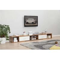 Buy cheap Modern Style Particle Board TV Stand For Living Room Furniture Decor OEM Service from wholesalers