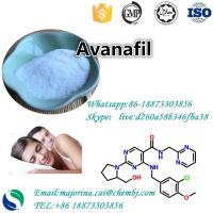 Cheap Avanafil Sexual Enhancement For Erectile Dysfunction CAS 330784-47-9 for sale