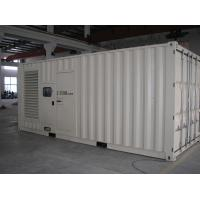 Cheap Water Cooled 1000KVA CUMMINS Diesel Generator Set Low Fuel Consumption Brushless for sale