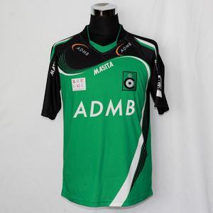 Cheap High Definition Printing Custom Football Shirts , Anti Fading Football Team Sweatshirts for sale