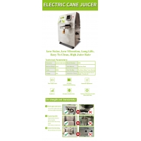 Cheap Electric Cane Juicer for sale