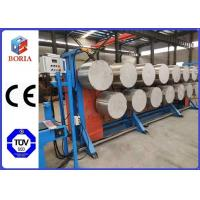 PLC / Manual Type Batch Off Machine High Configuration Cooling Drum Type