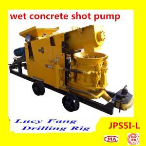 Cheap Powerful JPS5I-L Wet Concrete Shot Pump for sale