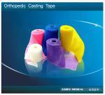 Cheap CE FDA Color Orthopedic Fiberglass Bandage for sale