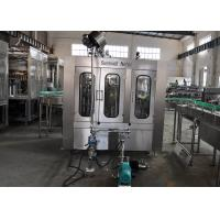 Cheap Carbonated Soft Drink Filling Machine Automatic Rinsing Filling Capping for sale