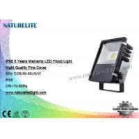 IP65 50W  Led Flood Lights Replacement Thick Fins Cover No Glare 5 Years Warranty Manufactures