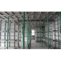 Cheap High Cycle Times Concrete Wall Formwork Systems , Aluminium Shuttering Construction for sale
