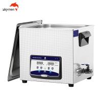 Cheap 20L 110V  SS 30mins Timer Ultrasonic Cleaning Machine 420W For Printer Head for sale