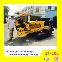 Cheap China Hot Top Quality Cheapest ZT-10L Portable Crawler Horizontal Directional Drilling Rig for sale