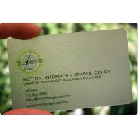 CR80 PVC Business Cards Manufactures