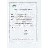 JC Security Equipment Co., Ltd Certifications