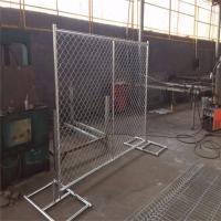 Cheap Portable Temporary Construction Fence Panels/ temporary construction fence panels China direct factory for sale
