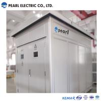 Cheap Epoxy Resin Insulation Prefabricated Substations High Environmental Adaptability for sale