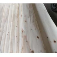 Cheap 0.3 - 0.8mm Thickness Natural Wood Veneer Top Grade FSC Certification for sale