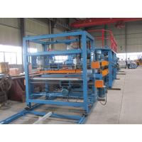 Cheap 1250mm Width EPS Sandwich Panel Production Line 28Kw , Sandwich Panel Forming Machine for sale