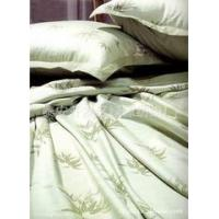 Buy cheap bamboo bedding fabric, 300TC bamboo bedding fabrics great anti-pilling quality from wholesalers