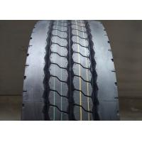 Cheap TL / TT Tube Low Rolling Resistance Truck Tires , 12R 22.5 Tires Closed Tire Shoulder for sale