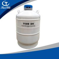Cheap TIANCHI Cryogenic Vessel 20L Aviation Aluminum Container Price for sale