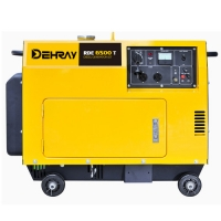 Cheap 5KVA Lightweight Portable Generator for sale