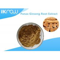 Quality Pharmaceutical Supplement Raw Materials 30% HPLC Panax Ginseng Root Extract Powder wholesale