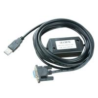 Cheap USB-AC30R2-9SS,USB programming cable for MlTSUBISHI A970/A985GOT, With indicating lamp,FAS for sale