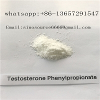 Cheap CAS 1255-49-8 Testosterone Anabolic Steroid , Testosterone Phenylpropionate 98% Purity for sale