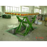 Cheap Stationary hydraulic Sccisor lift table ,put in pit , all size color ,capacity for sale