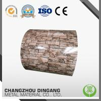 Quality Prepainted Steel Coil For Roofing Material , PE / PVDF Coating Painted Aluminum Sheets wholesale