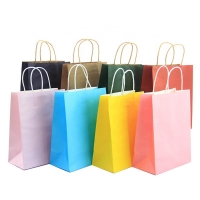 Buy cheap Shock Resistance 16x6x12inches Rope Handle Paper Bags from wholesalers