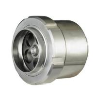 Cheap Stainless Steel 304 Union Body Hygienic Sanitary  Non Return Check Valve for sale