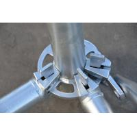 Cheap Construction Material Ring Lock Scaffolding Parts Hot Dipped Galvanized Steel for sale