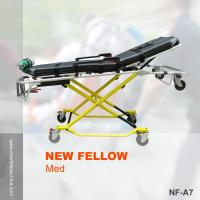 Aluminum Alloy High Strength Roll-in Self Collapsible Ambulance rescue stretcher Manufactures